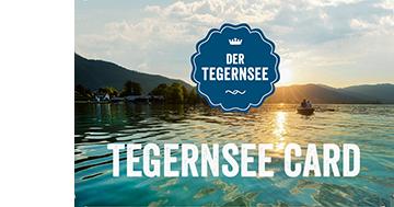 Ferienwohnung Butz Rottach-Egern - für  unsere Gäste die Tegernsee Card